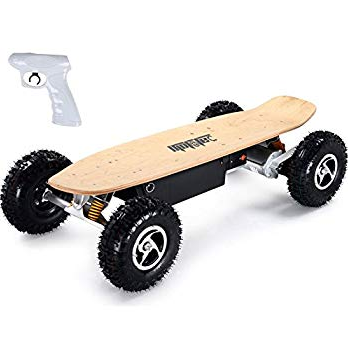 MotoTec MT-SKT-1600 Dirt Electric Skateboard