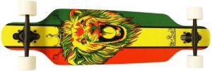 Krown Rasta Freestyle Elite Longboard complet