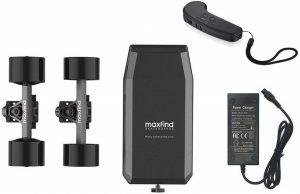 Maxfind New Electric Skateboard DIY Kit